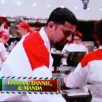 Hell's Kitchen S15:E5 14 Chefs Compete Recap