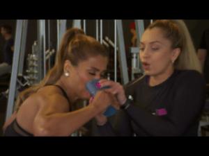 pettifleur berenger gym water