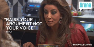 gina liano raise your argument