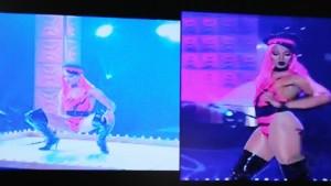 Like Rihanna S&M!
