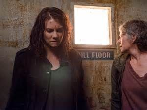 Maggie and Carol